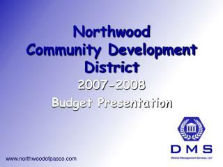Northwood  Community Development District