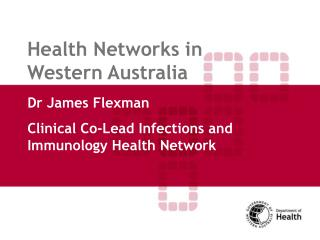 Health Networks in Western Australia