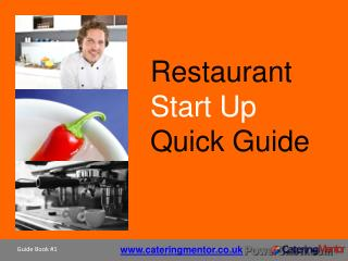 Restaurant  Start Up  Quick Guide