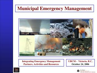 Municipal Emergency Management