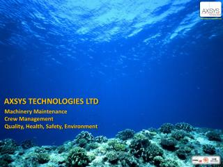 AXSYS TECHNOLOGIES LTD