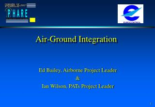 Air-Ground Integration