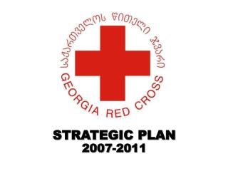 STRATEGIC PLAN 2007-2011