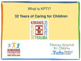 32 Years of Caring for Children
