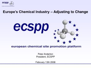 Europe's Chemical Industry – Adjusting to Change