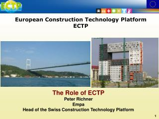 European Construction Technology Platform ECTP