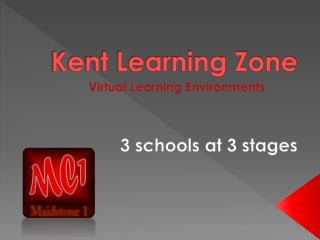 Kent Learning Zone