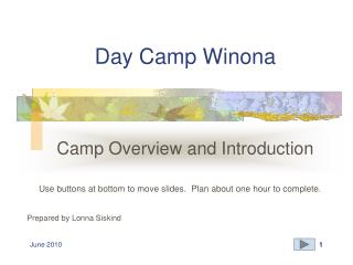 Day Camp Winona