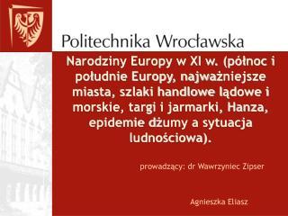 Agnieszka Eliasz