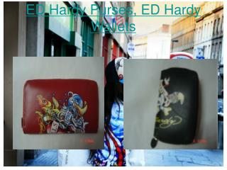 ED Hardy Purses