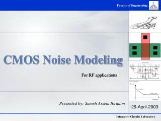 CMOS Noise Modeling
