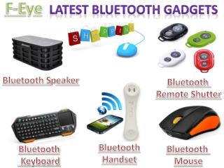 Dealer of bluetooth gadgets