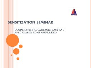 SENSITIZATION SEMINAR