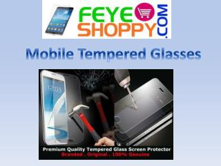 Dealer of Tempered Glass