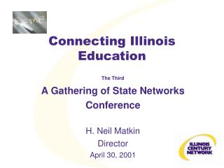 Connecting Illinois Education