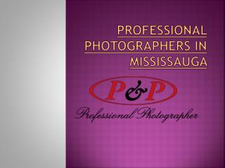 PNP Professional Wedding Photographers in Mississauga