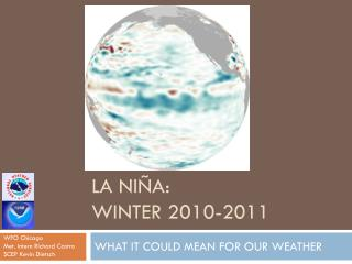 La Niña:  winter 2010-2011