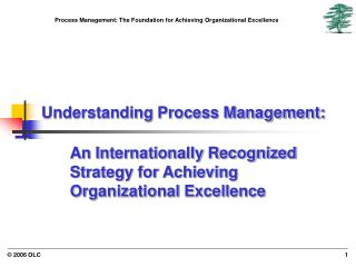 Understanding Process Management: