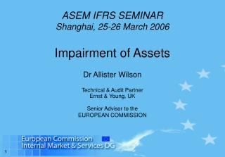relationship between the ifrs and the
