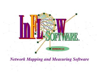 Network Mapping and Measuring Software