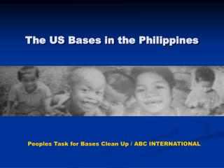 The US Bases in the Philippines