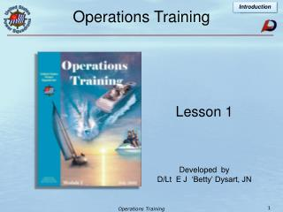 Operations Training