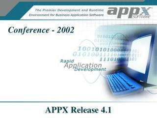 APPX Release 4.1