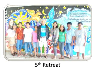 5 th  Retreat