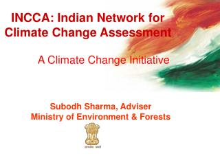 INCCA: Indian Network for Climate Change Assessment