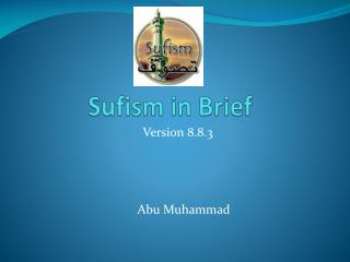 Sufism in Brief