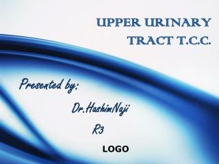 UPPER URINARY TRACT T.C.C.