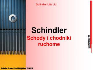 Schindler Lifts Ltd.