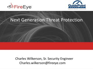 Next Generation Threat Protection