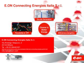 E.ON Connecting Energies Italia S.r.l.