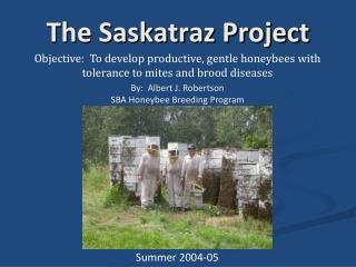 The Saskatraz Project