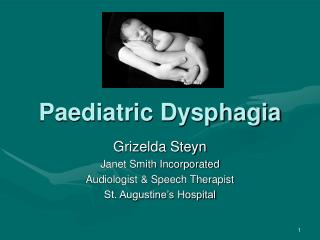 Paediatric Dysphagia