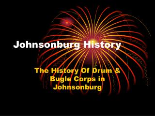 Johnsonburg History