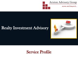Realty Investment Advisory