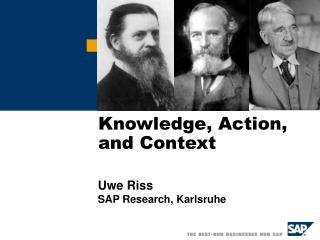 Knowledge, Action, and Context