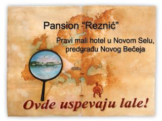 "Pansion ""Reznić"""