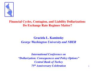 Financial Cycles, Contagion, and Liability Dollarization: Do Exchange Rate Regimes Matter?