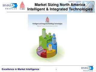 Market Sizing North America Intelligent  Integrated Technologies