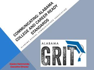Communicating: Alabama College and Career Ready Standards