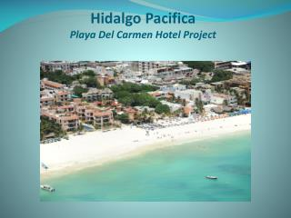 Hidalgo Pacifica Playa Del Carmen Hotel Project