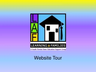 Website Tour