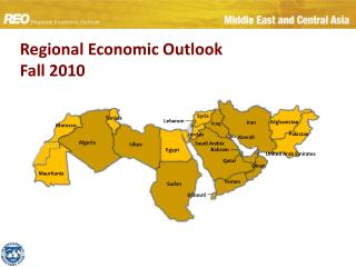 Regional Economic Outlook Fall 2010