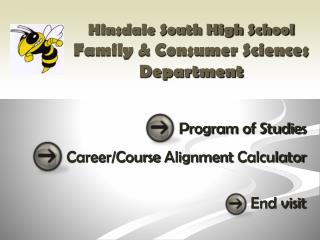 Hinsdale South High School Family & Consumer Sciences Department