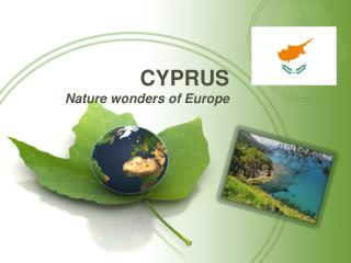 CYPRUS Nature wonders of Europe