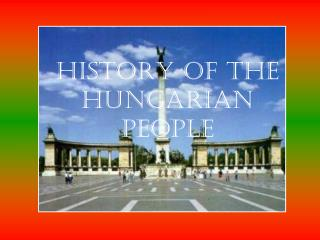 History of the Hungarian People