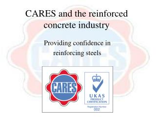 CARES and the reinforced concrete industry